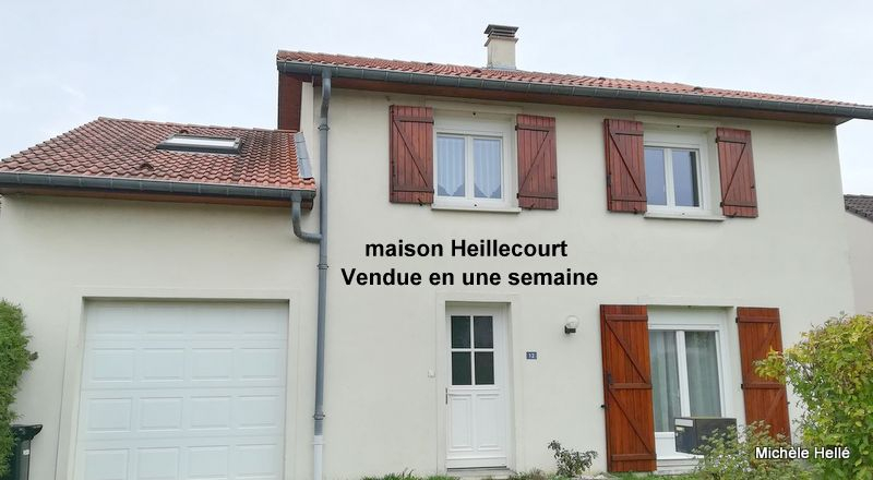 Maison Heillecourt 6 pièce(s) 140m2