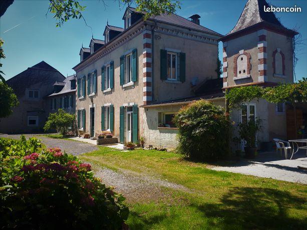 Maison 64400 Agnos 18 pièces 570 m²