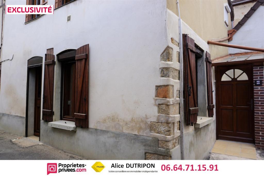 Maison Sezanne 4 pièce(s) 68 m2