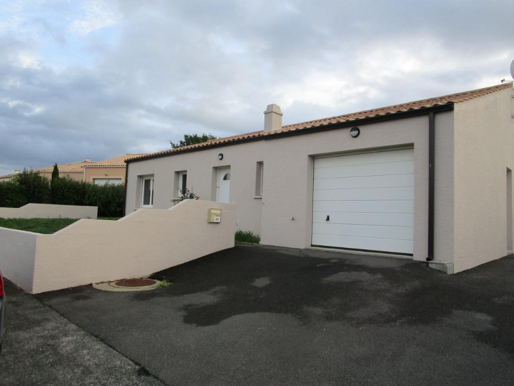 Maison Le Champ St Pere 4 pièce(s) 91 m2