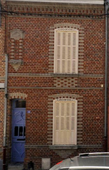 Maison Amiens 5/6 pièces 100 m2 avec beau jardin