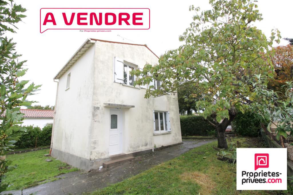 Mauzé sur le Mignon.Maison  4 pièce(s) 70 m2