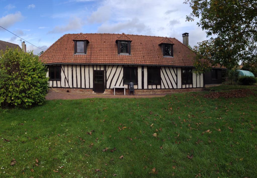 Quesnoy Sur Airaines Maison Picarde 3 chambres 110 m²
