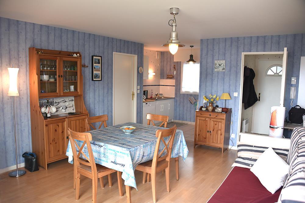 Appartement Saint Philibert 2 pièce(s) 50 m2