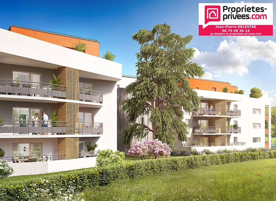 Appartement 3 pièces GIERES VILLAGE 63 m² RT2012