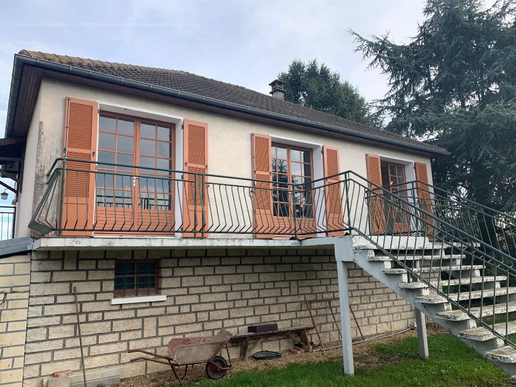 Maison Le Perray En Yvelines 2 chambres sur sous-sol total