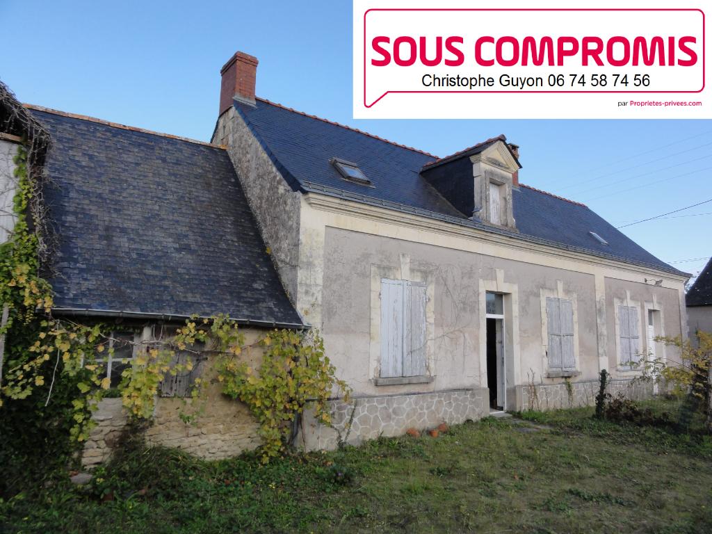 Maison Beaufort En Vallee 5 pièce(s) 137 m2