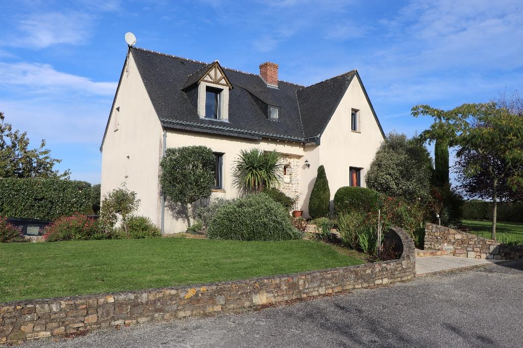 Maison Saint Aignan Sur Roe 6 pièce(s) 115 m2