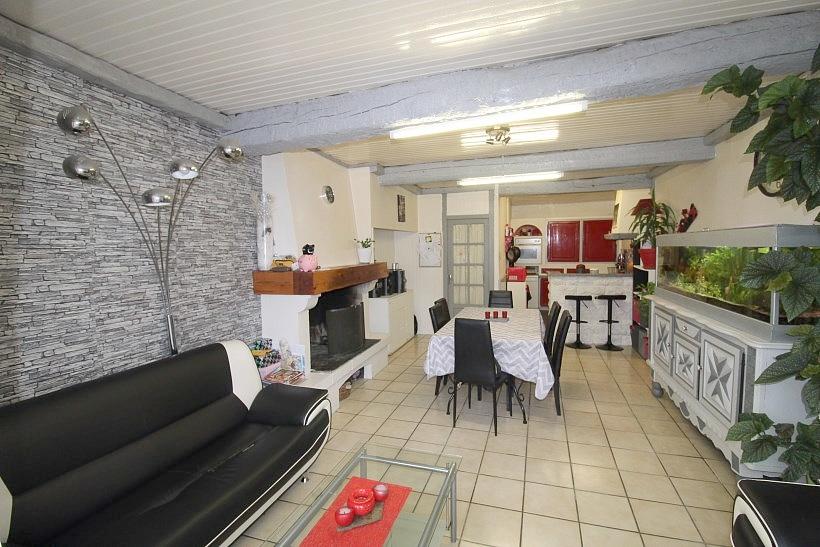 Maison 130 m² entre Carcassonne et Bram