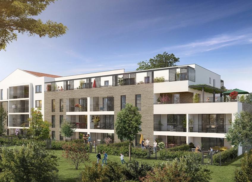 Appartement Toulouse 3 pièce(s) 61.18 m2