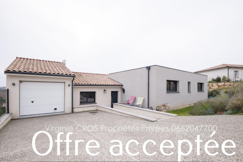 Montastruc La Conseillere  Villa contemporaine T5 145 m²
