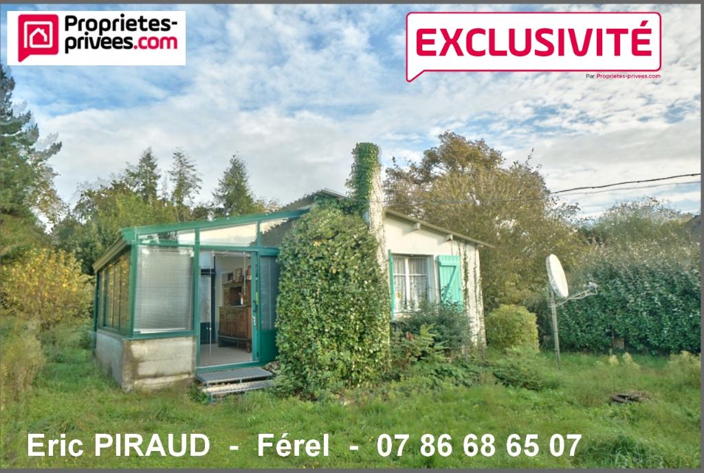 Maison  2 pièces 55 m² + dépendances et garage