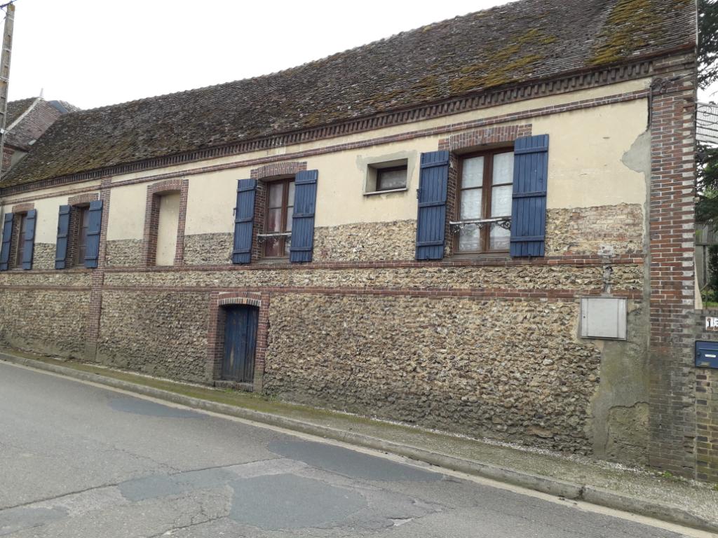 Longère 145 m² 1h de Paris