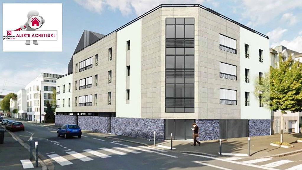 Laissez-vous séduire par LE CLOS DE L'ABBAYE, une petite résidence à 2 pas de la Place Ney et de l'Hyper-centre d'Angers