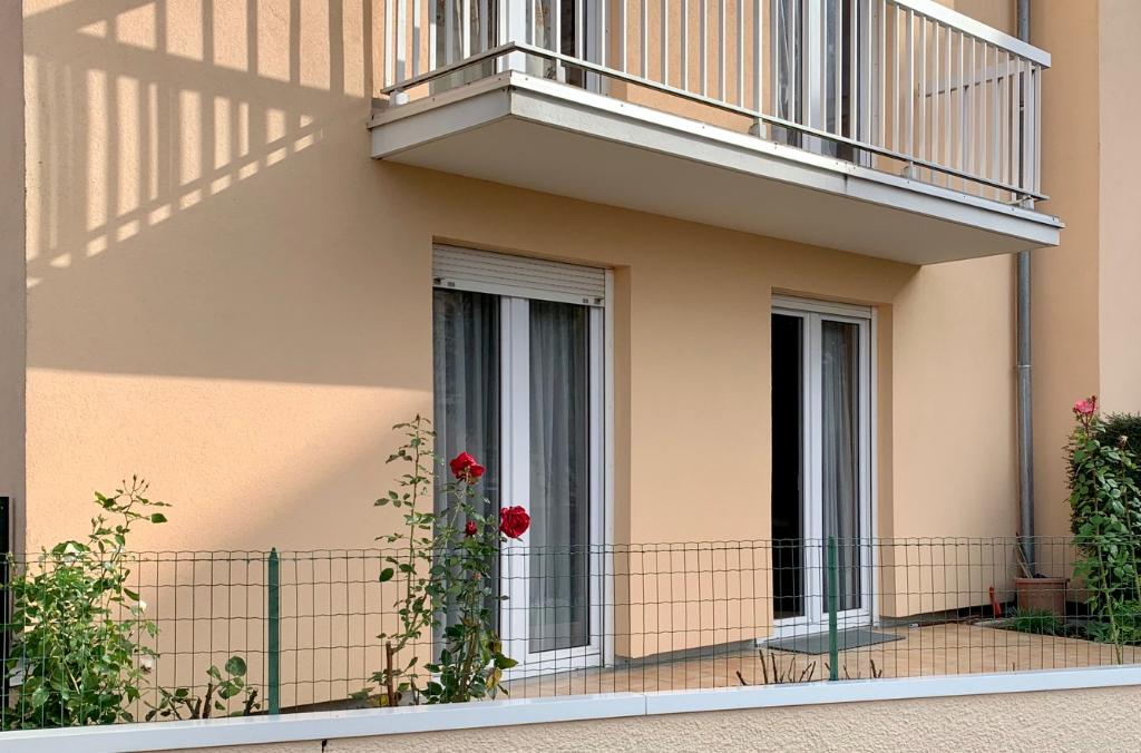 Appartement 3 pièces avec cave et parking