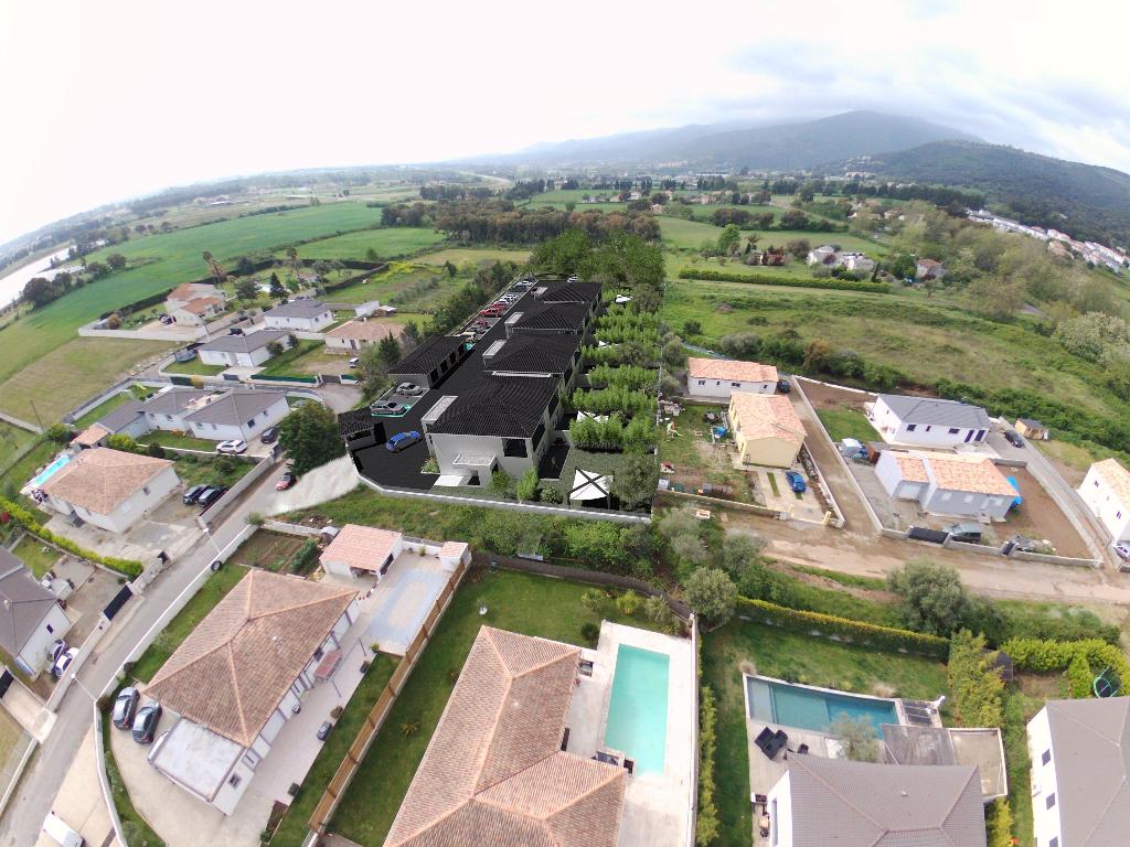 Appartement en Rez de jardin, Lucciana 3 pièce(s) 62.71 m2