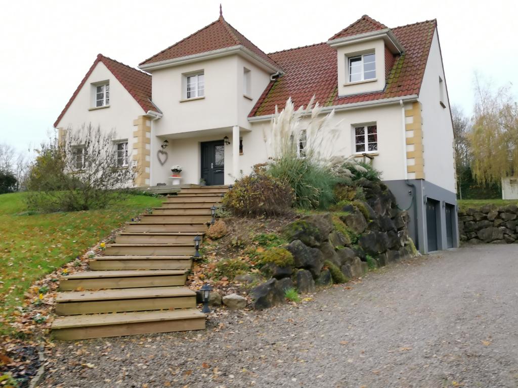 Nouveauté Maison secteur WIMILLE 200 m2