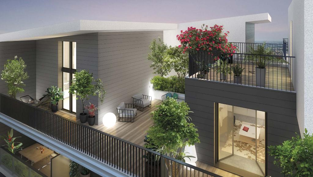 Appartement Toulouse 4 pièce(s) 77.91 m2