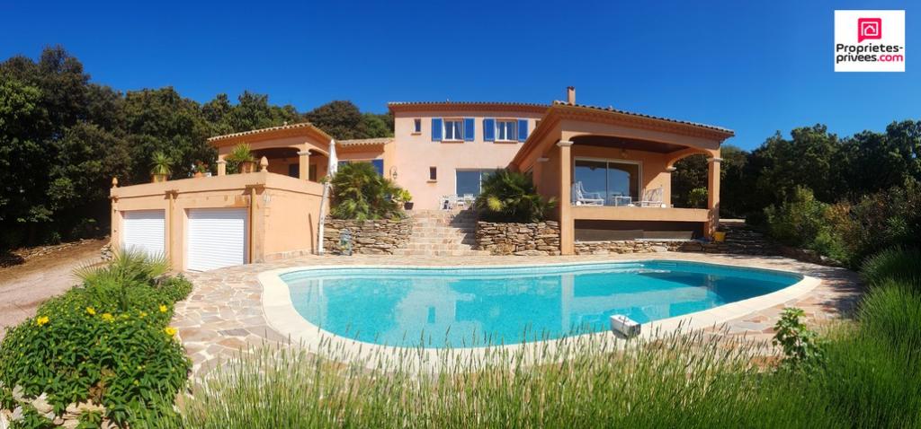 splendide villa T7 , vue imprenable