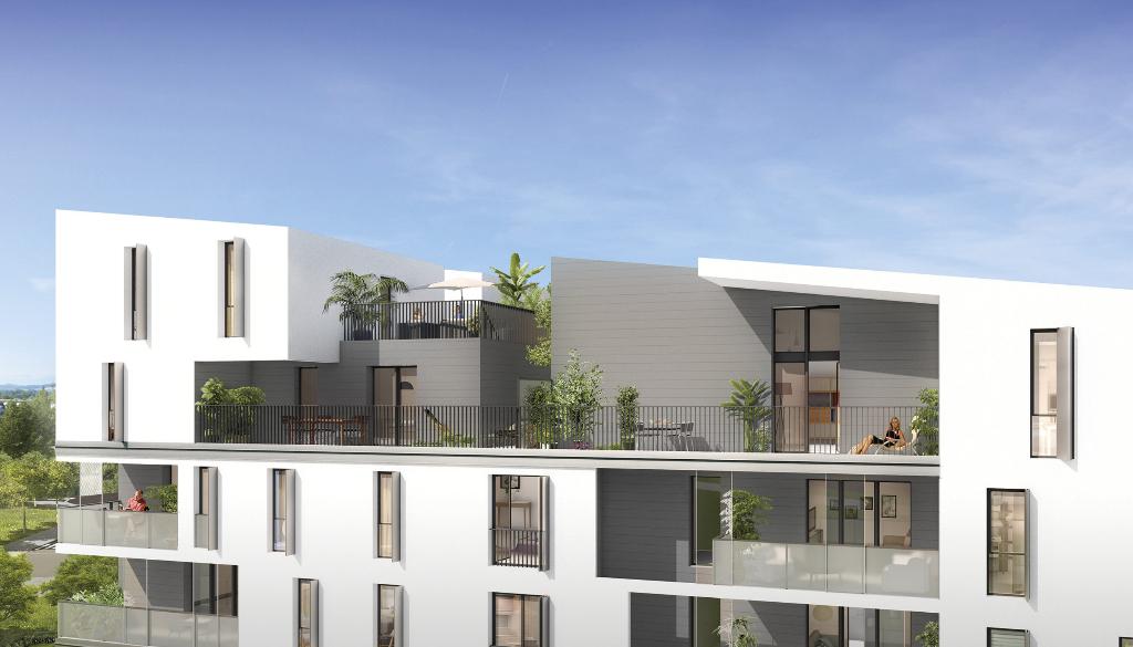 Appartement Toulouse 3 pièce(s) 61.07 m2