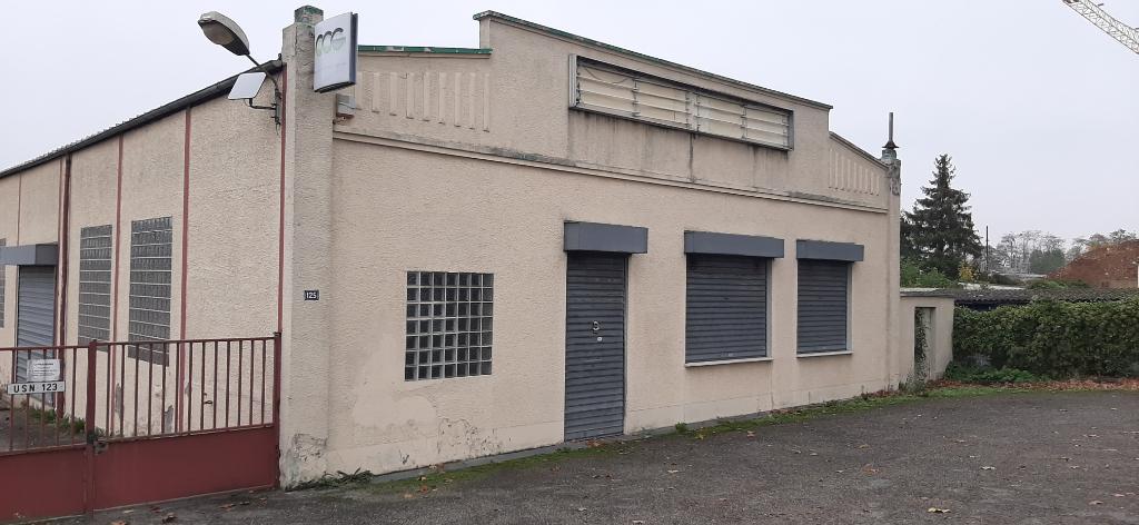 DREUX - MURS LOCAUX ENTREPOTS BUREAUX 1900 m²