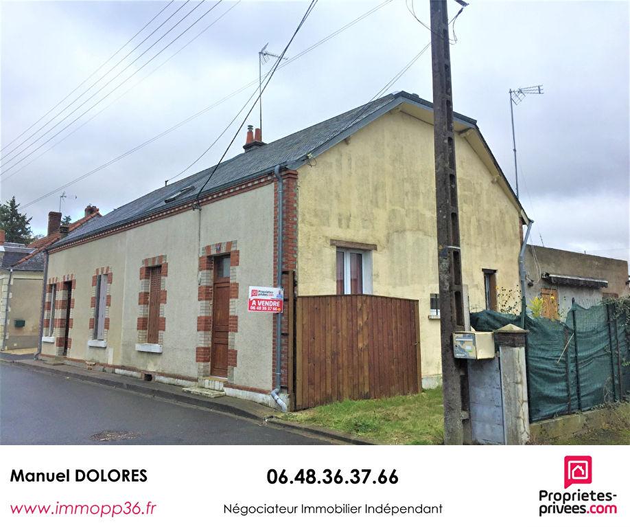 36110 LEVROUX - Maison 4 chambres