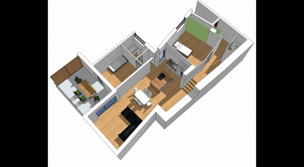 Appartement Velaine En Haye 3 pièce(s) 87 m2