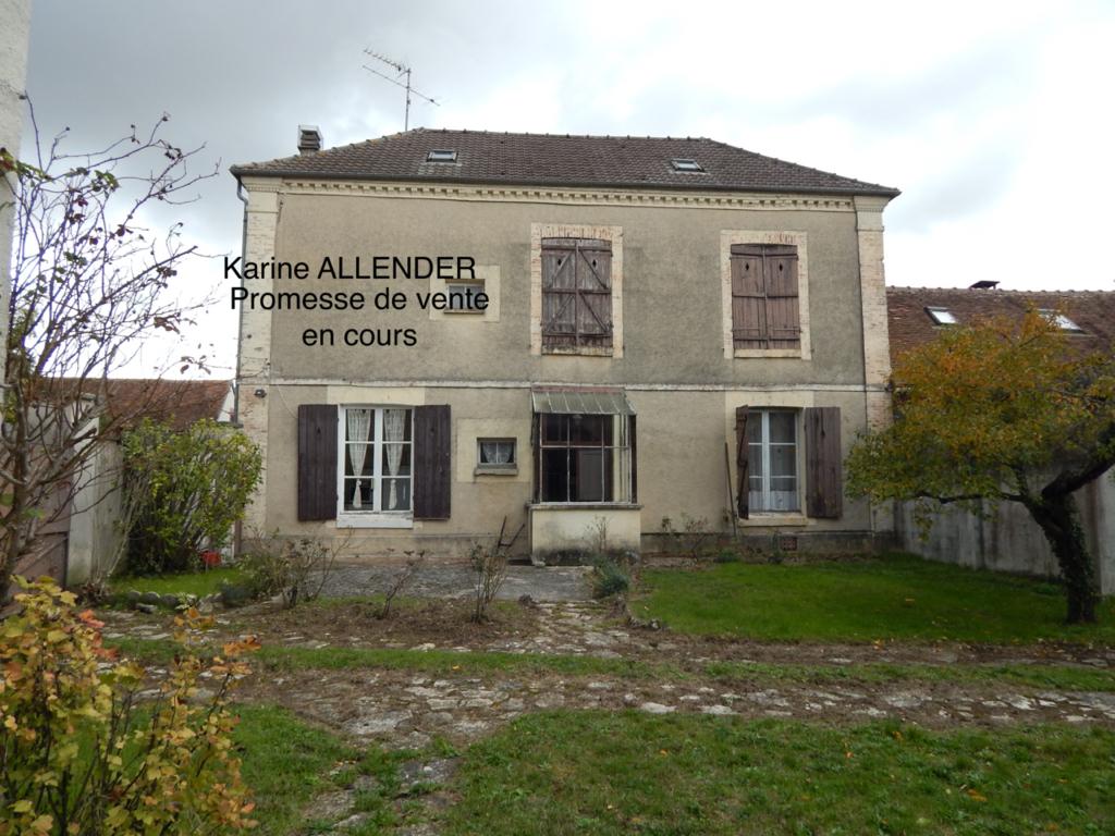 Maison Thorigny Sur Oreuse 6 pièce(s)
