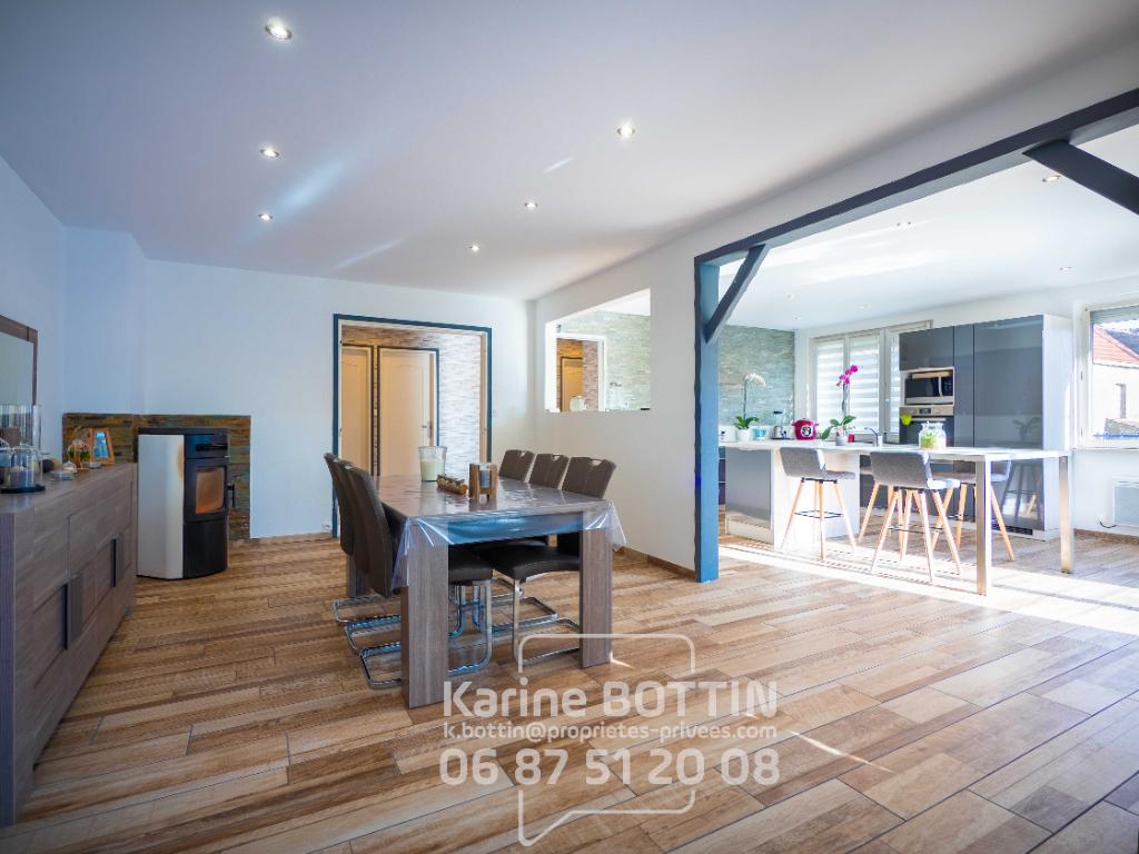 Appartement Calais 4 pièce(s) 131 m2