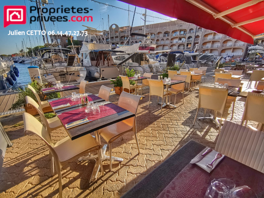 HYERES EXCLUSIVITE  - RESTAURANT 80 COUVERTS