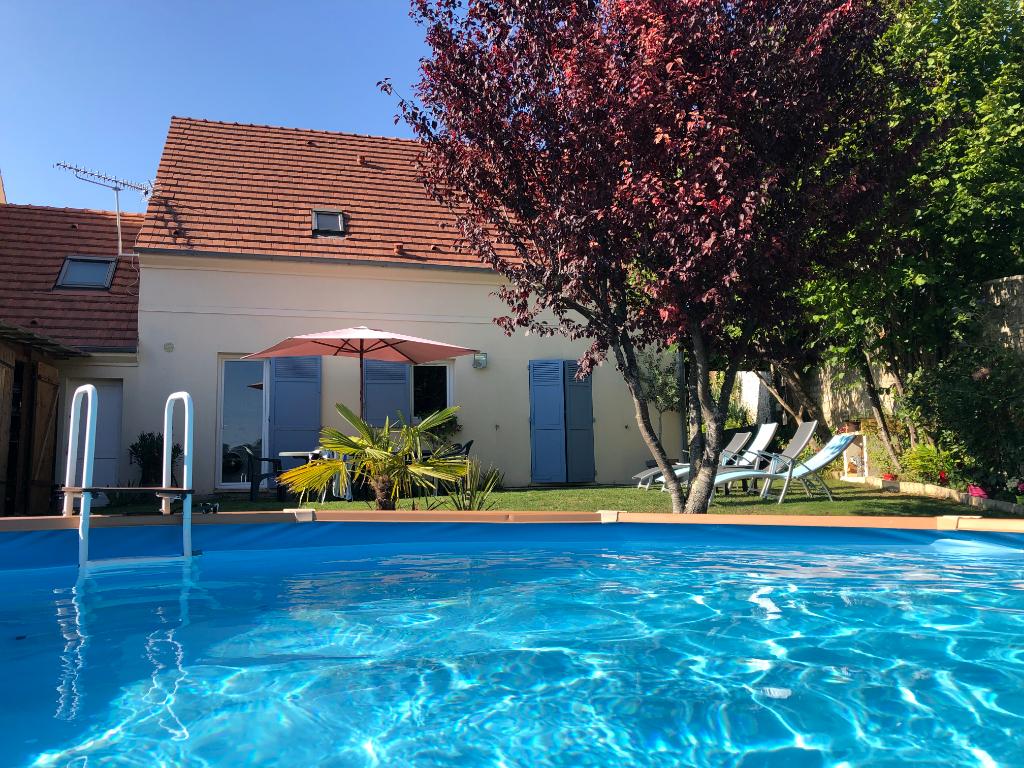 95420 MAGNY EN VEXIN, Belle maison traditionnelle 7 pièce(s) environ 120m2