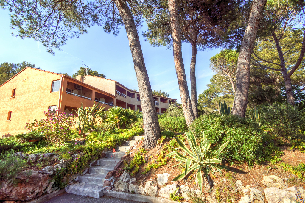 Appartement Boulouris 1 pièce(s) + coin nuit 21.67 m2