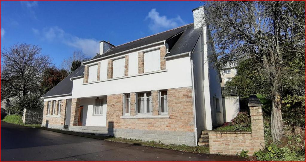Vente maison 200 m² Chateauneuf-Du-Faou (29520) budget : 99946