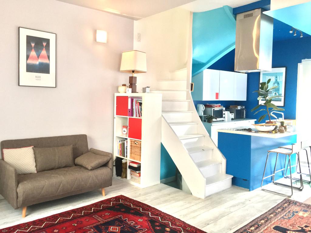 Maison Amiènoise rénovée 5 pièces avec une belle cour de 30 m2