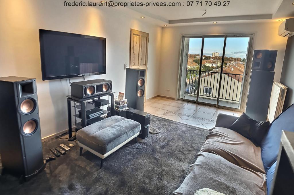 Appartement 4 pièces 81 m² entièrement rénové à Nîmes