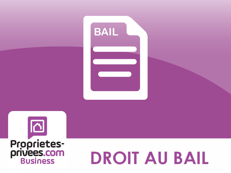 DREUX - PAS DE PORTE - BAIL - LOCAL 100 m2