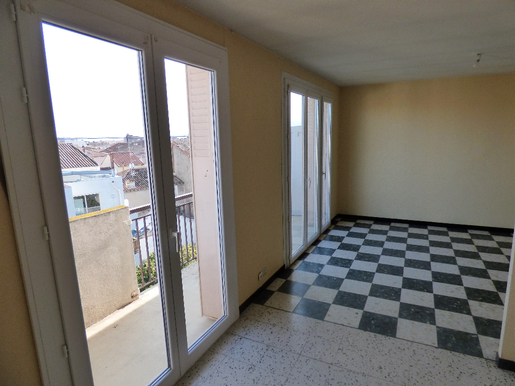 Appartement - 2 piece(s) - 51 m2 avec balcons, cellier et parking