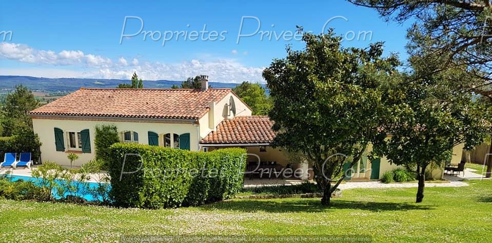 Villa avec piscine et 4200m2 terrain Castelnaudary