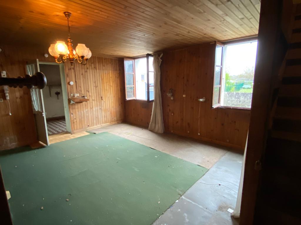 Maison Saintes 6 pièce(s) 92 m2 jardin garage