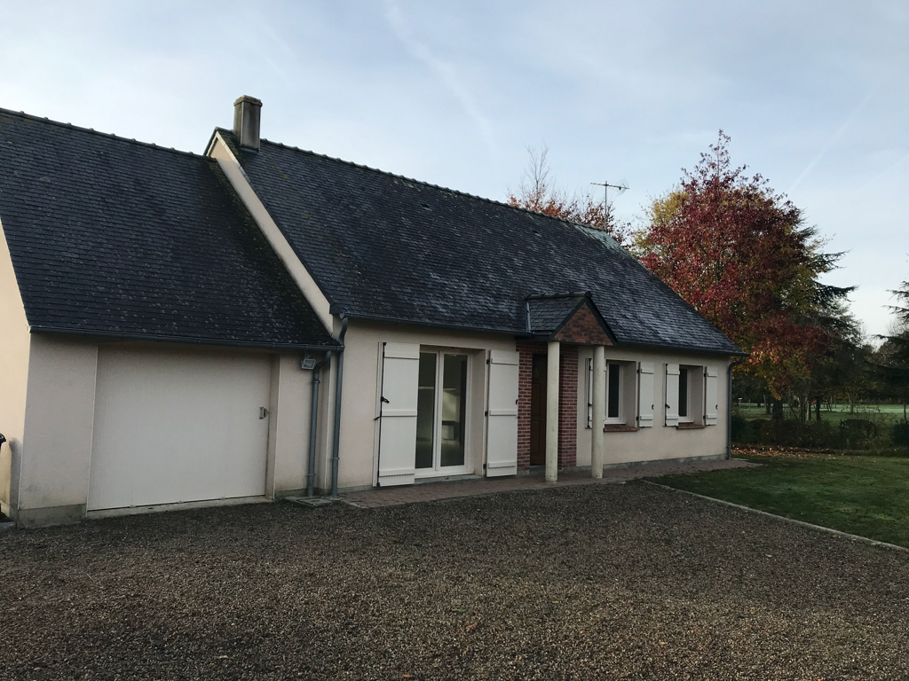 Maison Auvers Le Hamon 5 pièce(s) 77.35 m2