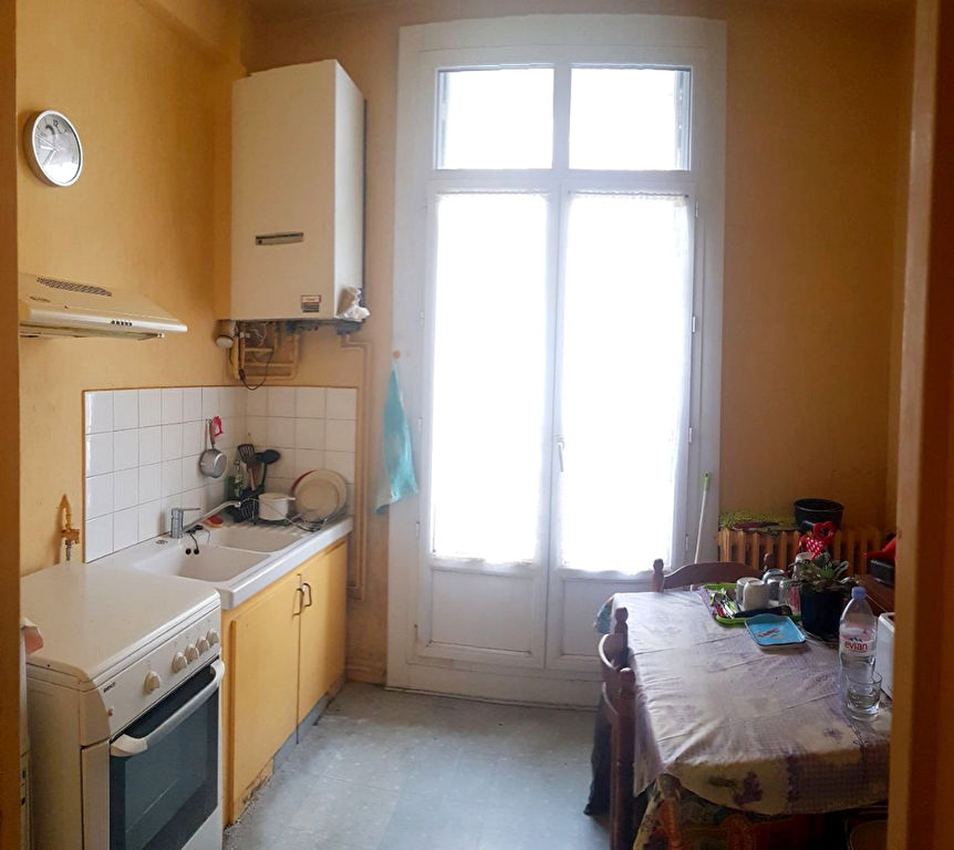 Appartement T3  57m² , bel emplacement