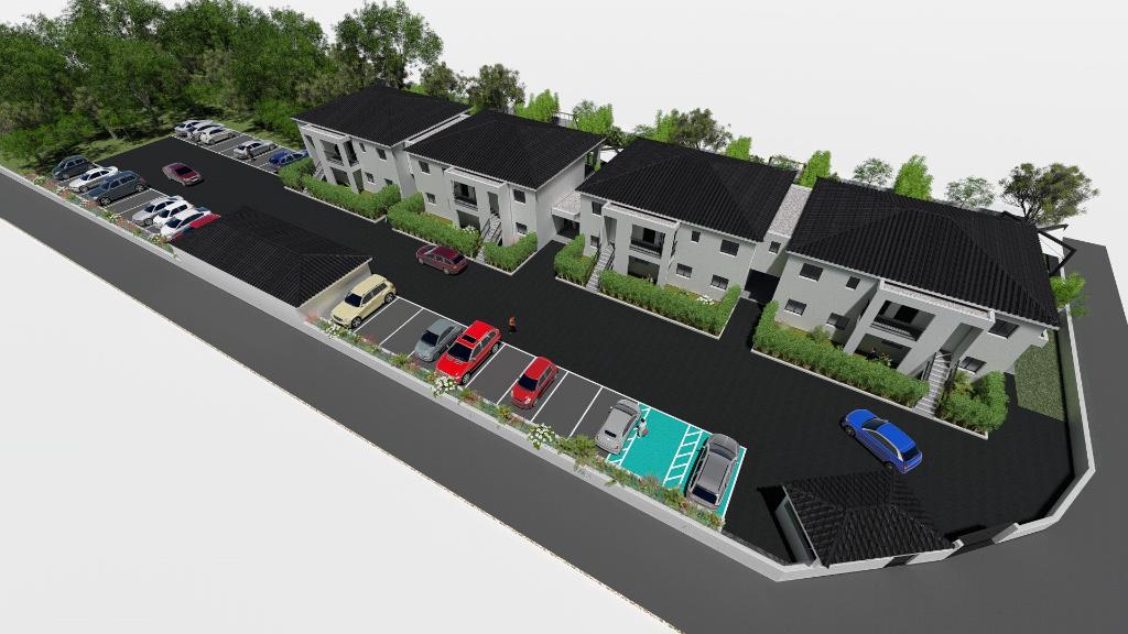 Appartement  RT2012 - CUISINE OFFERTE - Lucciana 2 pièce(s) 42.81 m2