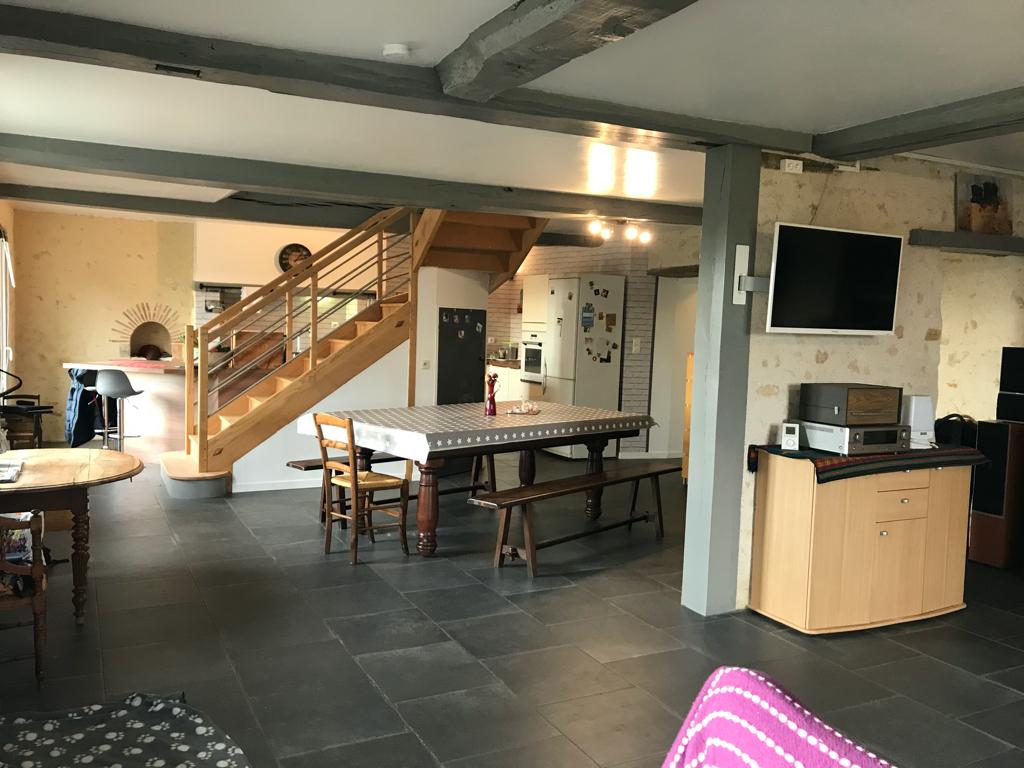 Longère 6 pièce(s) 123 m2