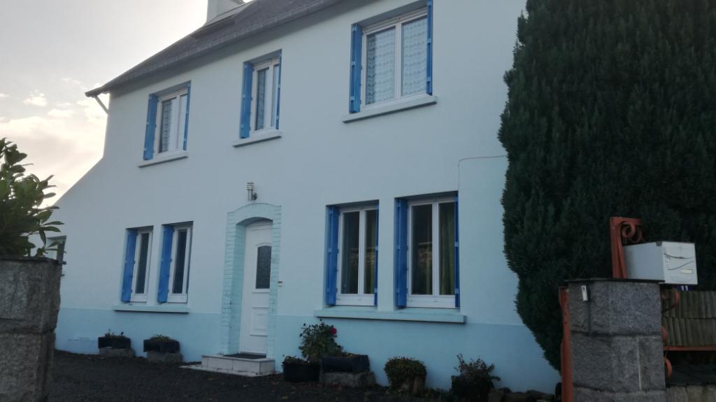 Maison familiale d'environ 110 m² avec jardin