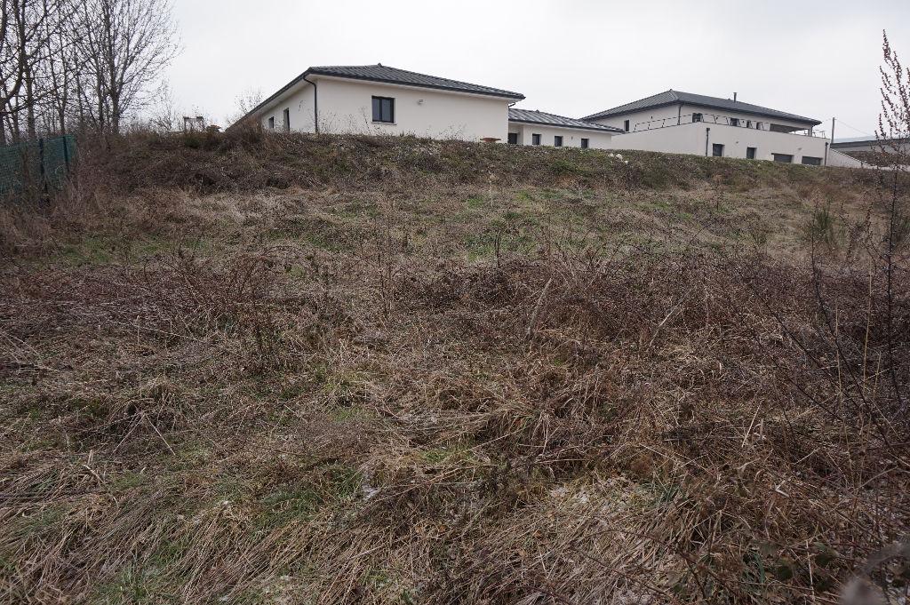Terrain constructible Firminy 1142 m²