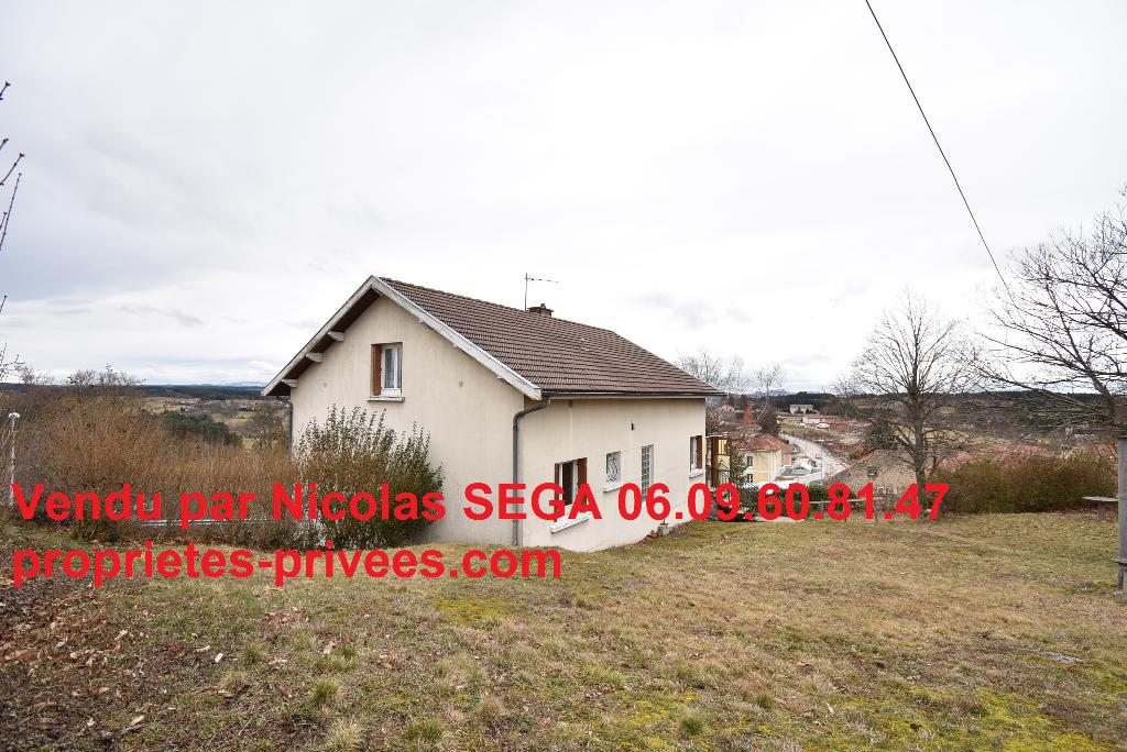 Maison Saint Pal De Mons 8 pièce(s) 140 m2