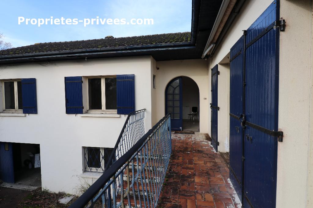 Maison Montussan, proche Bordeaux, 8 pièce(s) 205 m2 sur 3000 m²