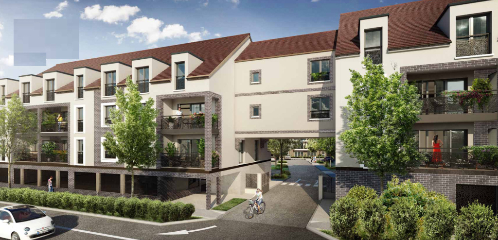 Appartement T1 - 30m2 - DAMMARIE-LES-LYS (77190)