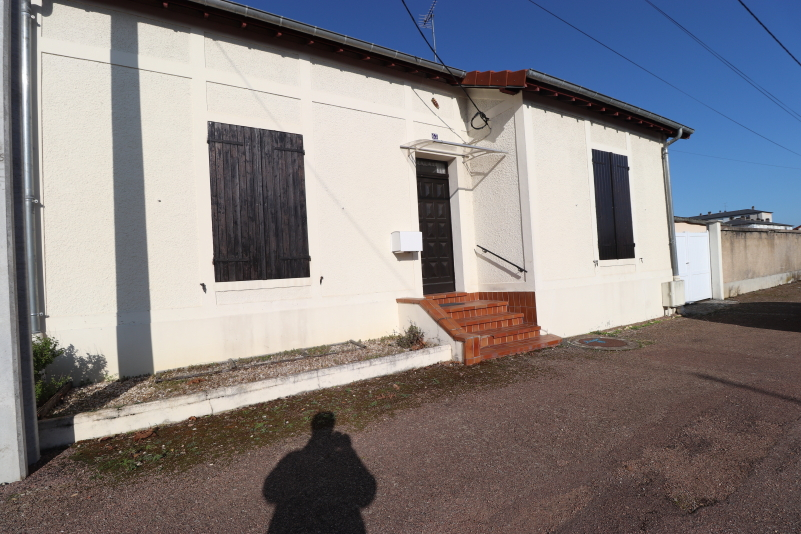 Maison Varennes Vauzelles 58640 3 pièce(s)