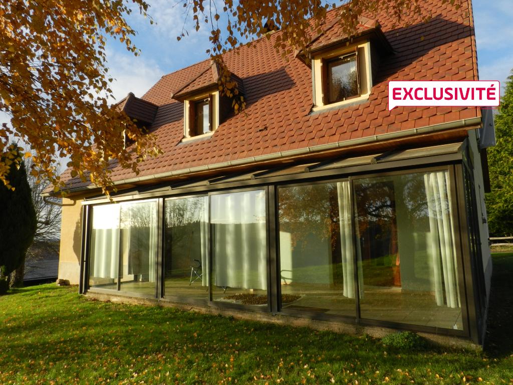 Maison Mourjou 5 pièce(s) 125 m2 sur terrain de 2000 m²